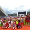 Championnat national  d'athlétisme pour les petits!