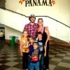 Enfin: le Panama!!!