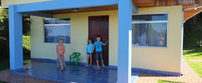 Notre nouvelle demeure!
