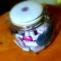 « Happiness jar »