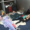 Camping à Miami!