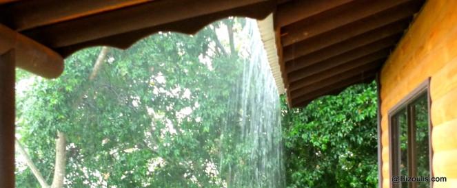 Et la saison des pluies: c'est si pire qu'on le dit?