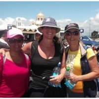 Romeria 2015: une superbe marche pour la Vierge noire jusqu'à Cartago!