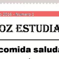 «La Voz Estudiantil» première édition