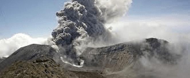 Vivre dans un pays de volcans