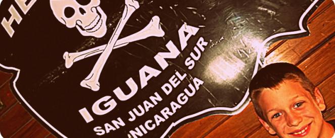 Week-end à San Juan del Sur, Nicaragua