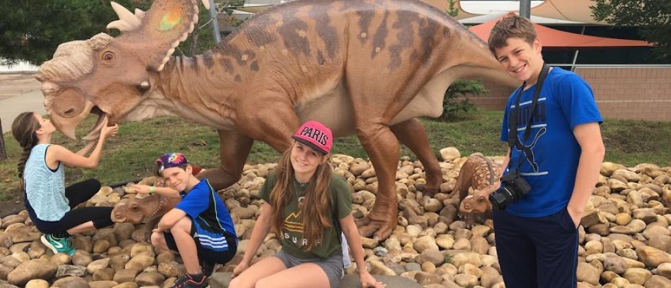 Dinosaures et hoodoos au coeur des Badlands!