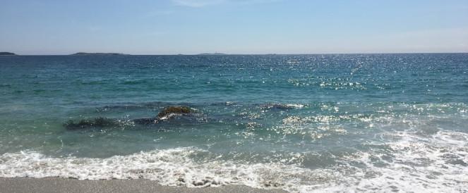 Samedi: la plage!