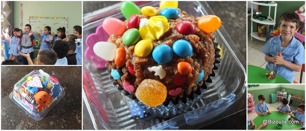 """Projet """"gâteaux"""" comme à l'école alternative… ou presque!"""