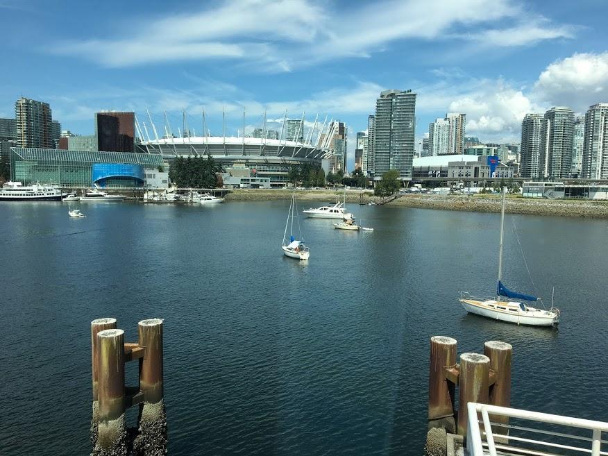 Vancouver jour 3: déjà le temps de repartir :(